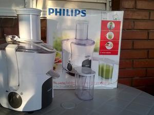 vendo juguera Philips como nueva