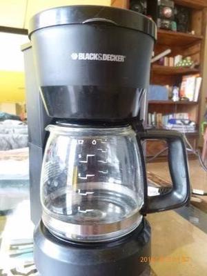 Cafetera Black&Decker 6 tazas