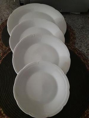 Hermosos sets de 200 platos de porcelana tsuji serie