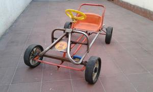 Impecable karting a pedal