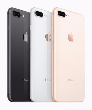 Iphone 8 Plus 64gb Nuevo En Caja Sellada Consultar Pago