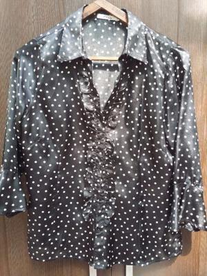 Liquido Camisa nueva de Seda!
