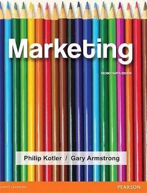 Marketing 14 Edicion - Kotler / Amstrong - Pearson