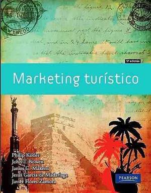 Marketing Turistico 5ta Edicion - Kotler. Digital.