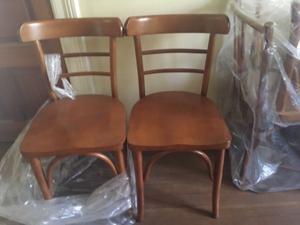 Productos importados thonet,sillas y mesas