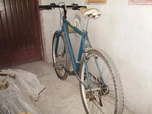 Vendo bicicleta rodado 26 de 18 velocidades