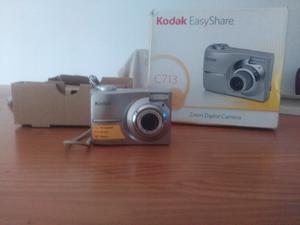 Vendo cámara Kodak EasyShare C713 en muy buen estado