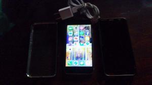 Iphone 6 de 16 GB,impecable.Liberado con dos fundas.Vidrio