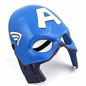 Mascaras Capitán América Con Luz Y Sonido