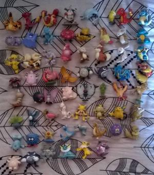 Pokemon TOMY muñecos excelente estado