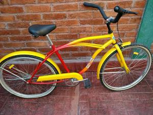 Bicicleta Playera con muy poco uso