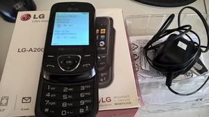 CELULAR LG-A200 para MOVISTAR