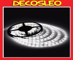 * DECOSLEO *TIRAS LEDS X 5 METROS RGB CON CONTROLADORA Y