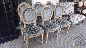 Vendo juego sillones luis xvi estilo barracas posot class for Juego de dormitorio luis xvi