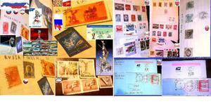 Filatelia Estampillas Internacionales Y Argentinas Leer