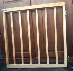 Vendo puerta de seguridad para escalera usada