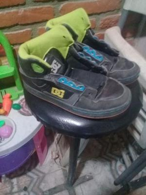 Vendo zapatillas DCMuy buen estado