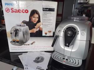 Cafetera Saeco Philips XSmall