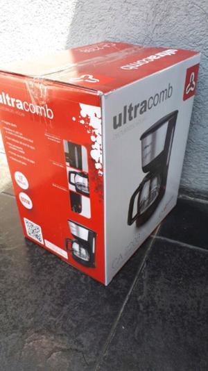 Cafetera ultrcomb sin uso en caja