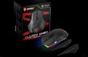 Vendo mouse MSI Clutch gm60 nuevo en caja
