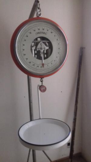Balanza de verduleria fachal 25 kg