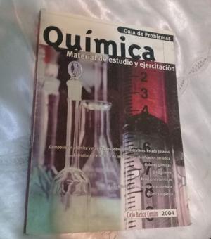 LIBRO QUIMICA - EDICION