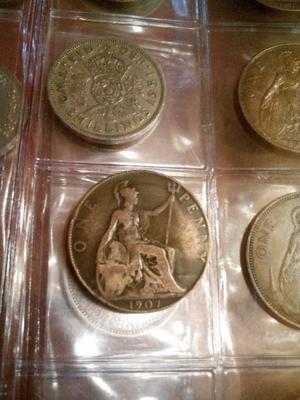 Monedas antiguas compro