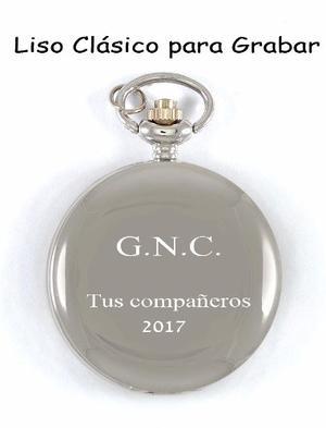 Reloj De Bolsillo Y Colgar Para Regalos Con Grabado Max Time