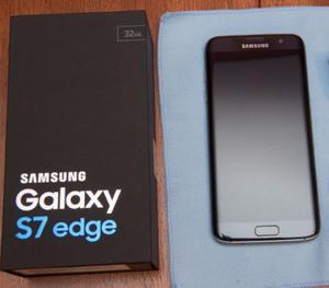 Samsung Galaxy S7 Edge * Libre En caja Completo !* 4G LTE,