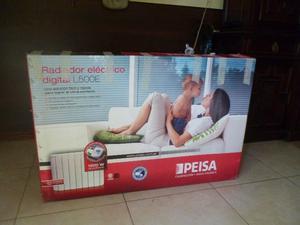 Vendo calefactor eléctrico peisa