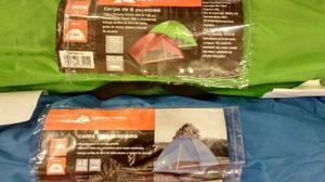 Vendo carpa Ozark Trail para 4 y 6 personas NUEVA!!!!