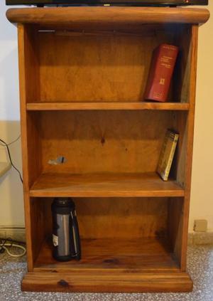 Biblioteca 3 estantes