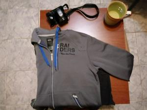 Campera RAI DERS color gris PROMO