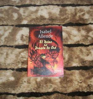El reino del dragón de oro Isabel Allende