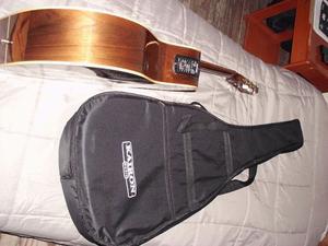 Guitarra Fonseca con Ecualizador y Afinador Nueva