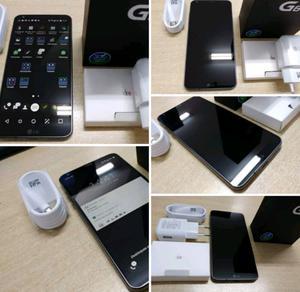 LG G6 Impecable Libre con Caja y Accesorios Originales