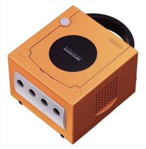 Nintendo Gamecube Consola - Spice Orange (importación Japon