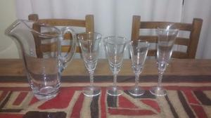 Set x41 Copas de Cristal (+Regalo)