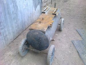 vendo tanque (deposito) para compresor usado en buen estado
