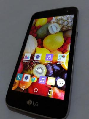 vendo urgente Lg k4 en impecable estado libre 4g