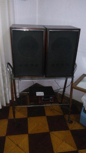 Antiguo equipo de música