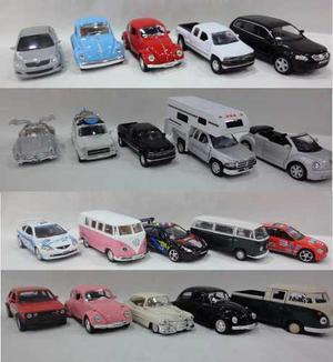 Autos De Coleccion  Metal Ford Vw Chevrolet Fiat