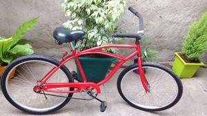 Bicicleta Playera Rodado 26 Semi Nueva