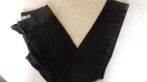 Jeans elastizado en 36 y 38