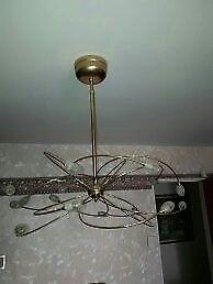 LAMPARA PIN LED 16 LUCES CON TULIPA