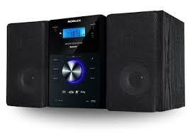 Microcomponente Noblex Mm43bt 400w Bluetooth Cd Mp3 Usb