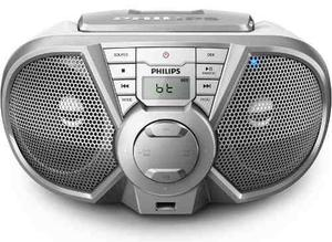 Philips Pxstx/77 Reproductor Cd Mp3 Bluetooth Am/fm Usb