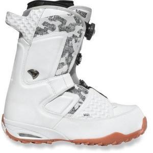 Botas Snowboard Vans Fargo Boa Nuevas Talles 7 Y 8 Usa Vans