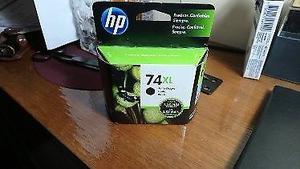 Cartuchos HP-xl NEGRO. originales