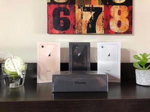 Iphone 8 Nuevos en Caja Sellada